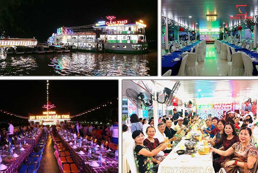 Du thuyền Cần Thơ - Tour Tiền Giang - Cần Thơ
