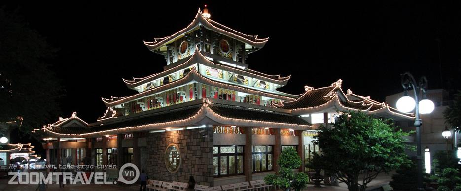 Tour Châu Đốc - Núi Cấm - Tịnh Biên