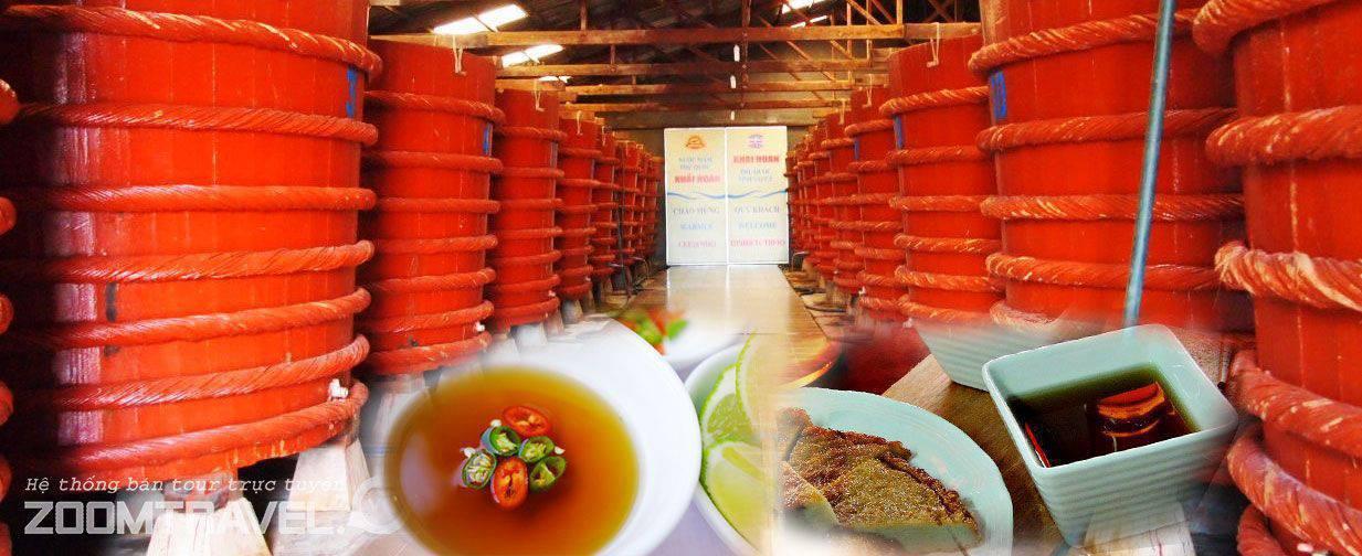 nước mắm Phan Thiết