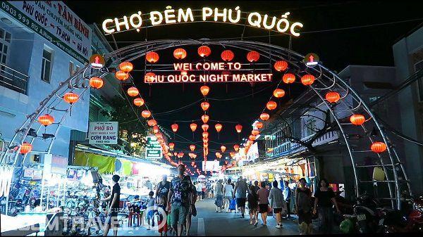 Chợ đếm Phú Quốc