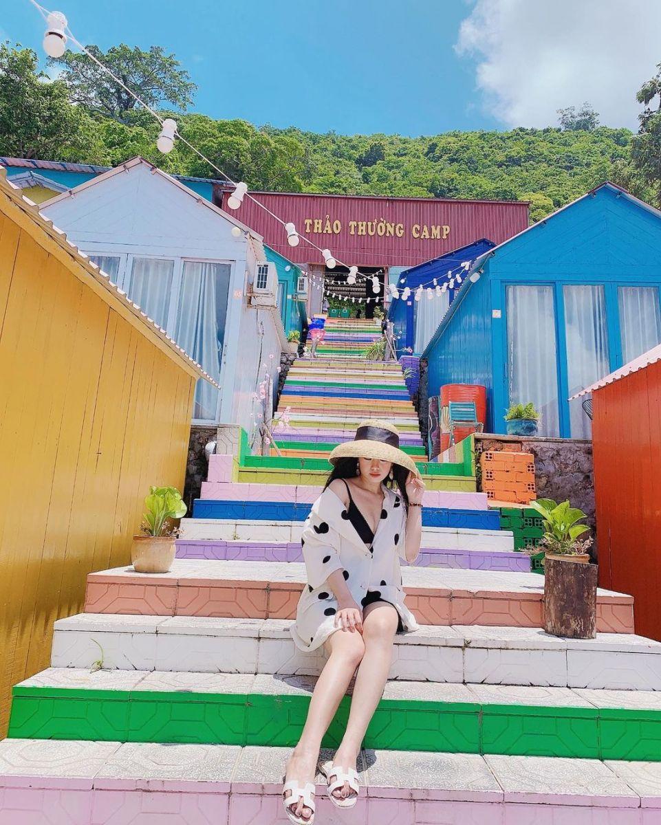 Thảo Thường Camp Nam Du